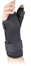 classic wrist thumb spica