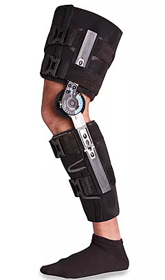post op knee brace