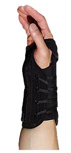 universal wrist thumb spica